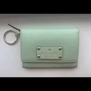 Kate Spade Key Ring Wallet